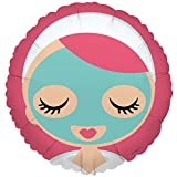 Little Spa Party Foil Balloon by BirthdayExpress