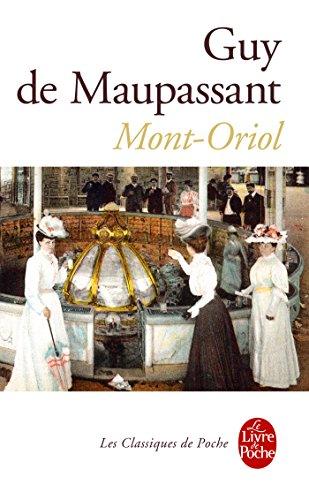 Mont Oriol [Pdf/ePub] eBook