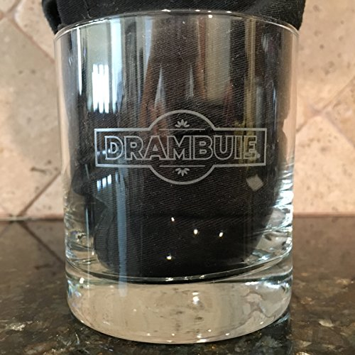 Review Drambuie Scotch Whiskey Glasses