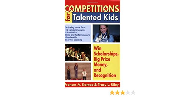 Competitions for kids to win prizes