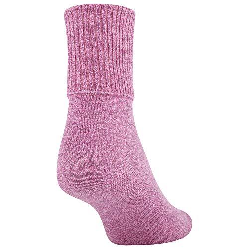 thumbnail 18 - Gold Toe Women's Classic Turn Cuff Socks, Multipai - Choose SZ/color
