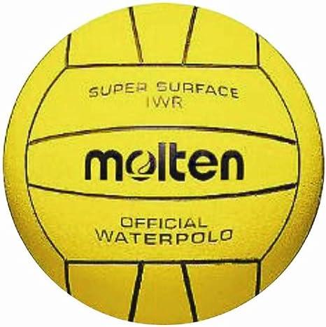 Molten IWR – Balón de waterpolo (interior Natación Deportes Super ...
