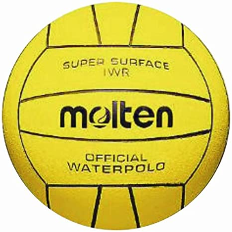 Molten IWR - Balón de waterpolo (interior Natación Deportes Super ...