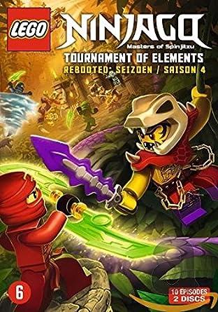 Amazon com: LEGO Ninjago: Masters of Spinjitzu - Complete