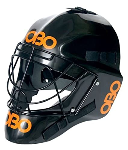 Amazon Com Obo Poly P Field Hockey Goalie Helmet Sports Outdoors