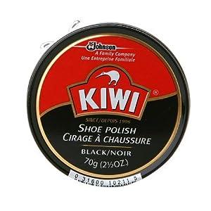 Kiwi Shoe Black Polish