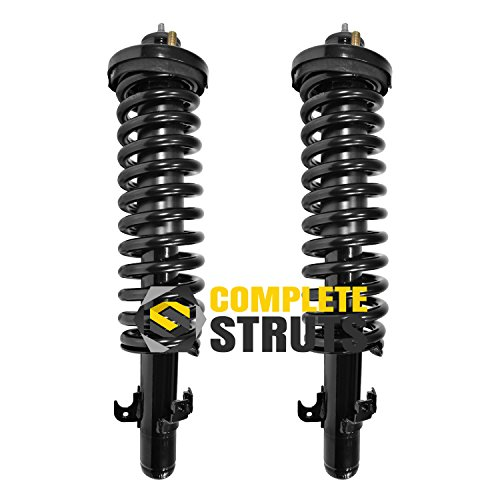Top 1990-1993 Honda Accord Front Quick Complete Struts Assembly (Pair) free shipping