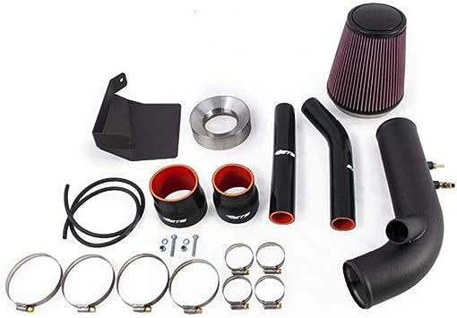 Carbon Fiber Exhaust Heat Shield Bumper Protector Set for Evolution X EVO 10