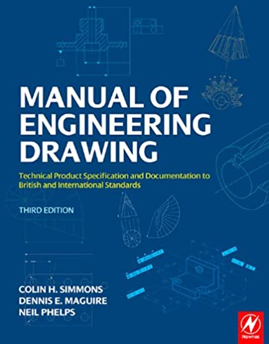 manual of engineering drawing technical product specification and rh amazon com kindle instruction manual 3rd edition Kindle 4th Edition