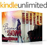 Beyond the Shadows: A Christian Romantic Suspense Boxed Set Book Bundle Collection