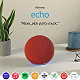 All-new Echo (4th Gen, 2020 release) | With premium