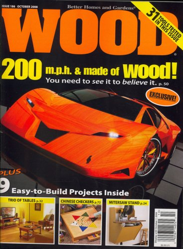 Better Homes And Gardens Special Interest Publications, Woods, October 2008 Issue PDF