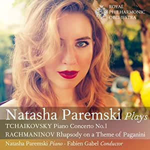 Paremski plays Tchaikovsky, Rachmaninov