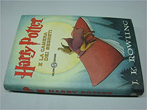 Harry Potter Camera Segreti Illustrato : Vi mostro harry potter e la camera dei segreti illustrato u my