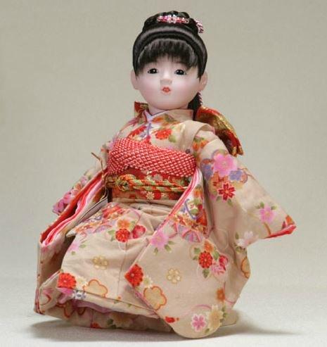 人形本舗 日本のおみやげ お土産 市松人形 日本人形 13号瞳   B01HLSEZUY