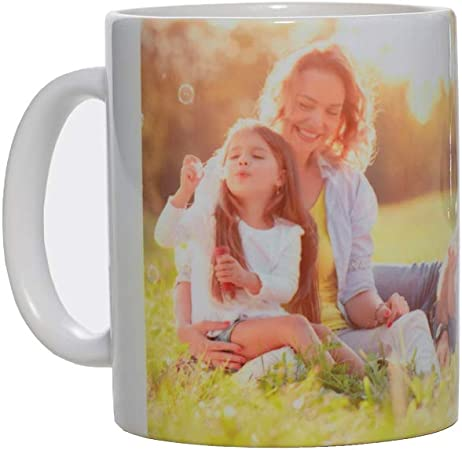 Crea la Tua Stampa Personalizzata su una Tazza in Ceramica Mug Cup