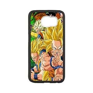 Personalized DIY Dragon Ball Z Custom Cover Case For Samsung Galaxy S6 E1U850827
