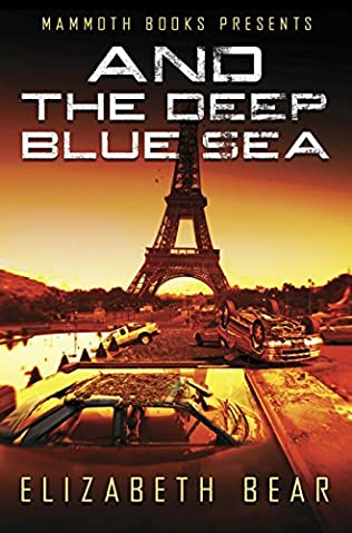 book cover of And the Deep Blue Sea