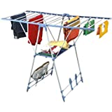 cipla plast cloth dryer stand winsome free 14 pcs buffers brc