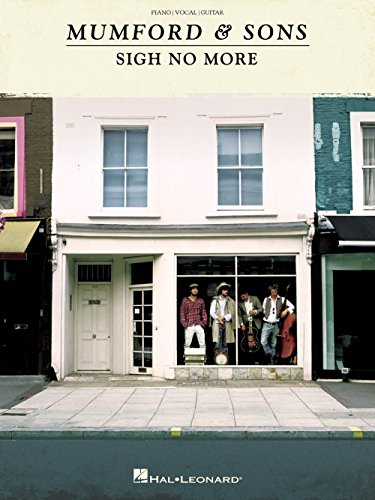 Hal Leonard Mumford & Sons - Sigh No More PVG Songbook (Sheet Music Book Pvg)