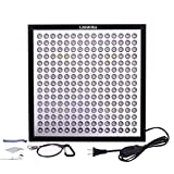 Ldmhlho LED Grow Light, Ultra-Thin & Ultra-Light