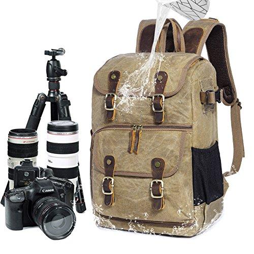Best Ele Jiaruila Dslr Backpack Camera Bag Insert Camera Backpack Waterproof Canvas Case For 1 Dslr 4xlens Laptop And Other Digital Camera Accessories Cipsonline2 Postsandpages Co Uk