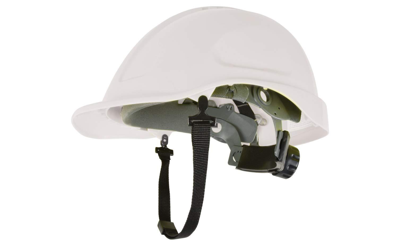 Mercury Trade | Heavy Duty Hard Hat | White 710.925UK