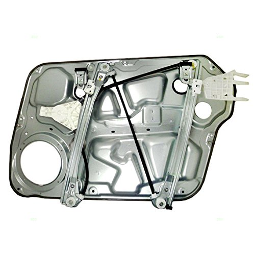 Drivers Front Power Window Lift Regulator Replacement for Hyundai 82471-3K001