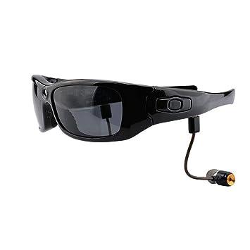 Hombres Protección Polarizada UV400 Conducción Ci Gafas de sol Bluetooth Auriculares desmontables Gafas deportivas polarizadas Manos