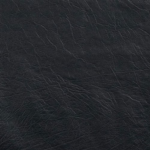 Faux Leather Buffalo Black Fabric By The Yard Buy Online