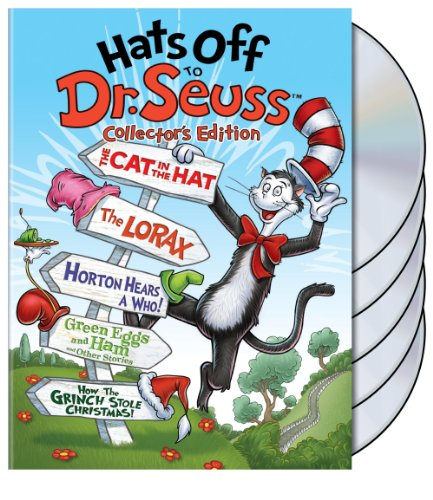 Dr. Seuss: Hats Off to Dr. Seuss Collector's Edition