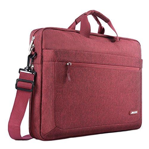 Mosiso Messenger Laptop Shoulder Bag for 17-17.3
