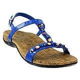 Orthaheel Bali Strap Sandal Cobalt - 9