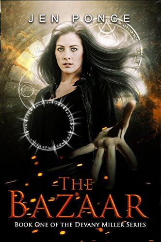 THE BAZAAR (Devany Miller Book 1)