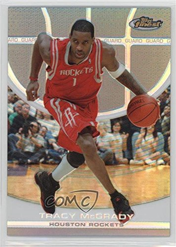 Tracy McGrady #136/349 (Basketball Card) 2005-06 Topps Finest - [Base] - Refractor #31