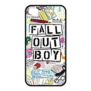 iPhone 6 plus Case,Personalized FOB Fall Out Boy TPU Rubber Phone Cases