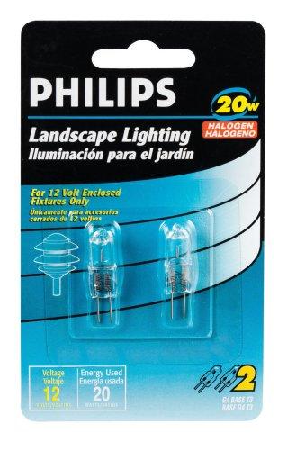 Philips Landscape Lighting 20 Watt 12 Volt