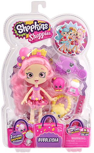 Shopkins Shoppies - Bubbleisha