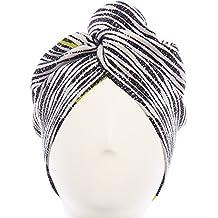 [Patrocinado] Aquis Turbante de microfibra para el pelo, diseño patentado