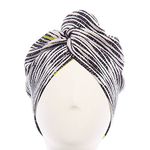 Aquis Original Microfiber Hair Turban, Retro