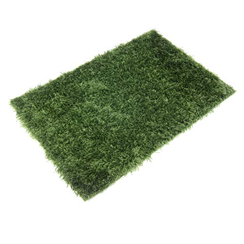 Alfie Pet by Petoga Couture - Marley Moss Mat Terrarium Reptile Substrate - Color: Green, Size: Medium