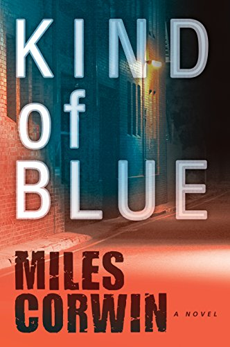 Kind of Blue (An Ash Levine Thriller Book 1) cover