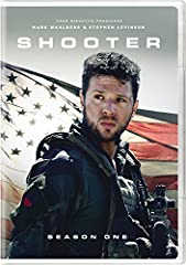 From executive producers Mark Wahlberg, Stephen Levinson and John Hlavin, Shooter is based on the best-selling Bob Lee Swagger novel by Stephen Hunter, Point of Impact. Ryan Phillippe stars as Bob Lee Swagger, a highly-decorated veteran coaxe...
