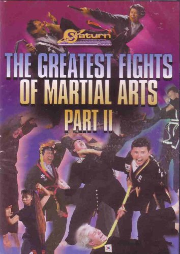 The Greatest Fights of Martial Arts Part II