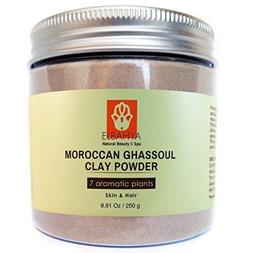 Elbahya Moroccan Rhassoul Ghassoul Powder product image