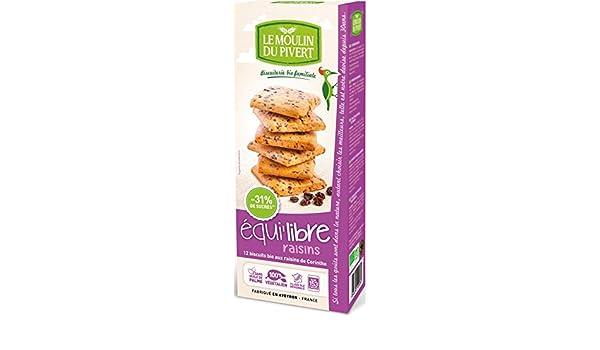 Melun du Piberu galletas de pasas 200g: Amazon.es: Alimentación y bebidas