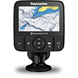 Raymarine Dragonfly-5M Sonar/GPs with US C-Map Essentials Fish Finders And Other Electronics Raymarine
