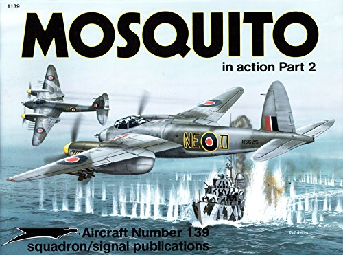 Mosquito in Action, Part 2 - Aircraft No. 139
