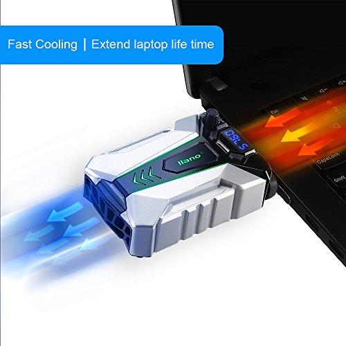 Laptop Notebook Pc Cooler - 5