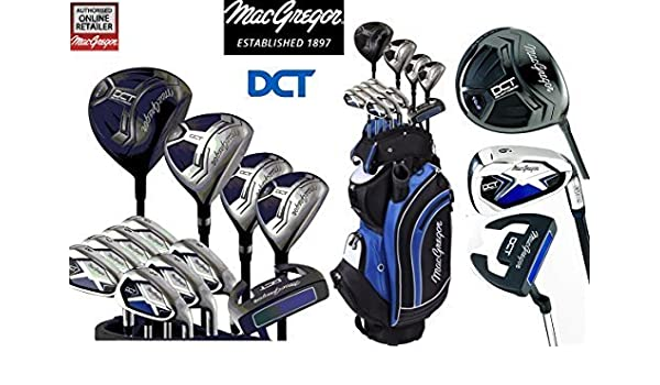 MacGregor - SES acero - Juego completo de palos de golf ...